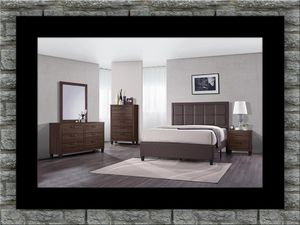 B085 11pc complete bedroom set for Sale in Rockville, MD