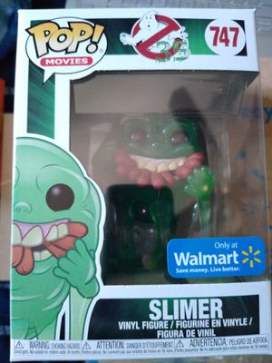 Ghoster busters Slimer Funko pop (not mint) for Sale in E RNCHO DMNGZ, CA