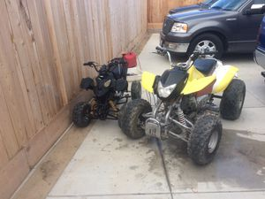 99 jetmoto 150 and 110 Chinese quad for Sale in Delano, CA