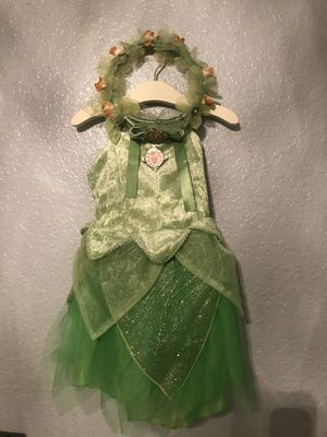 Disney Tinkerbell costume with accessories size 3 for Sale in Oak Point, TX