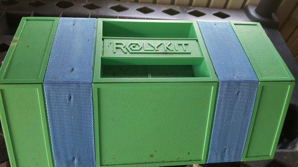 Roly storage bins