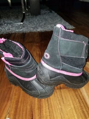 Girls snow boots for Sale in Brownsville, TX