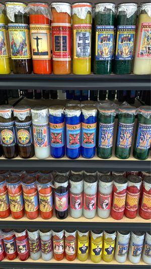 Veladoras preparadas for Sale in Gilroy, CA
