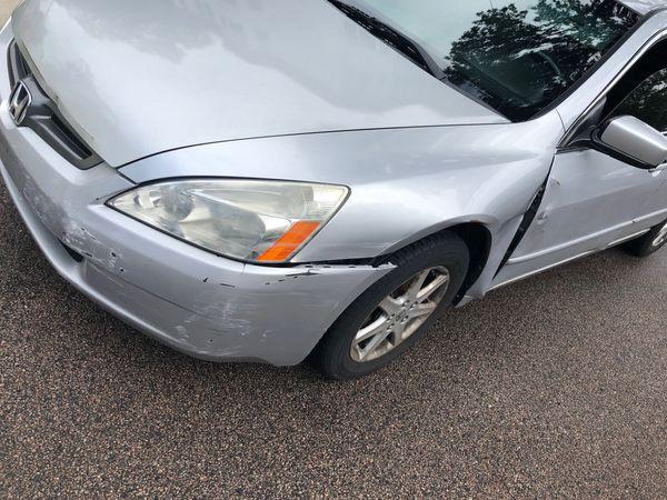 Honda Accord 2003 sedan