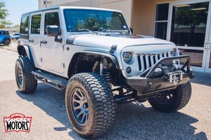 2012 Jeep Wrangler Unlimited for Sale in Arlington, TX