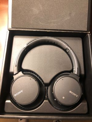 Sony Wireless Noise Cancelling Headphones-(WH-CH700N) for Sale in Doylestown, PA