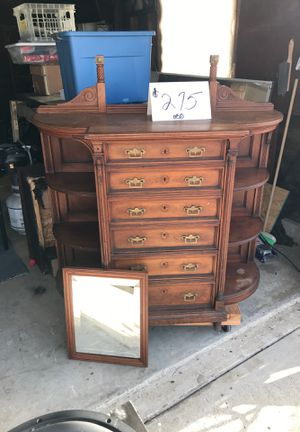 Antique armoire/ dresser for Sale in La Mesa, CA