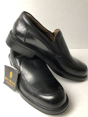 BILL BLASS MENS BLACK DRESS SHOES**BRAND NEW WITH TAGS **SIZE 9.5 for Sale in Rocky River, OH