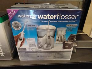 Waterpick flosser set for Sale in Modesto, CA