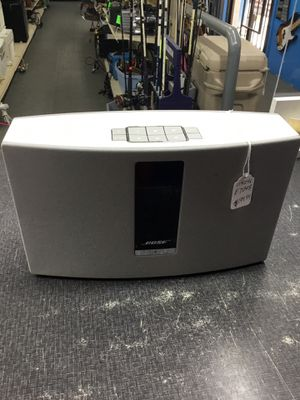 Bose Soundtouch 20 for Sale in La Porte, TX