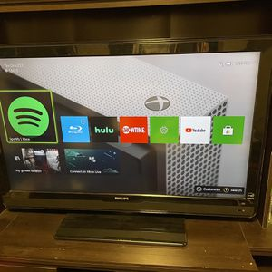 TV 50 Inch Phillips Flatscreen for Sale in Orting, WA