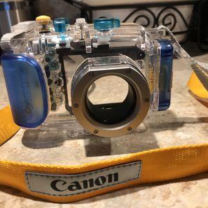 Cannon Camera Case- New for Sale in Lake Stevens, WA