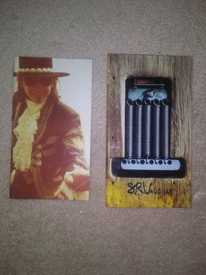 Vintage Stevie Ray Vaughan box set. 3 CD - DVD. Like new condition. Check out our other listings for Sale in Naperville, IL