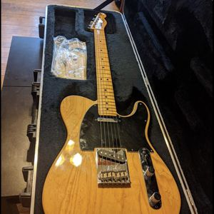 Fender made in USA Deluxe Telecaster Made In 2010 for Sale in Jacksonville, FL