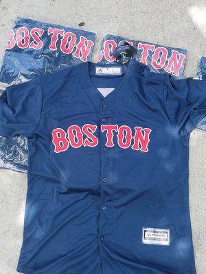 DAVID ORTIZ BOSTON RED SOX JERSEY BASEBALL ⚾🔥MAJESTIC ,TENGO SIZE,large,xl for Sale in Boston, MA