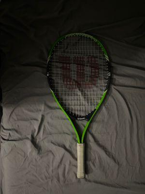 Wilson tennis racket for Sale in Azusa, CA