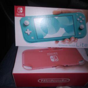 Nintendo Switch Lite Consoles for Sale in Mesa, AZ