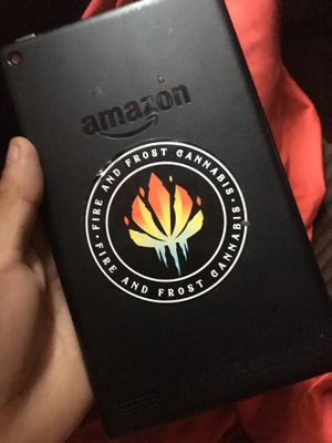 Amazon fire tablet for Sale in Vancouver, WA