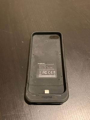 Mophie Juice pack - made for IPhone 5- working for Sale in Mission Viejo, CA