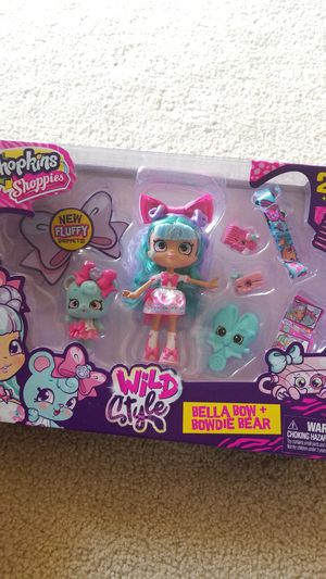Shopkins Doll for Sale in New Hope, MN