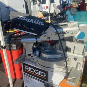 Makita LS1216L 12-Inch Dual Slide Compound Miter Saw for Sale in Los Angeles, CA