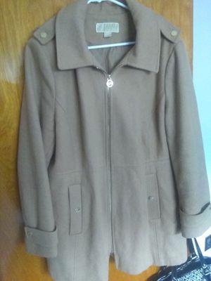 Michael Kors camel color dress coat for Sale in Buffalo, NY