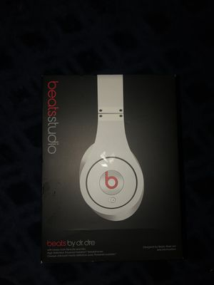 Beats Studio by dr. dre for Sale in Spring, TX