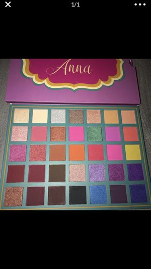 Beauty creations Anna Palette for Sale in North Las Vegas, NV