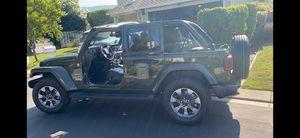 Jeep Wrangler Sahara 2020 for Sale in San Jose, CA