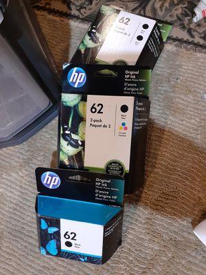 Hp printer ink for Sale in Kalamazoo, MI