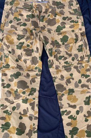Crooks & Castles camo pants for Sale in Atlanta, GA