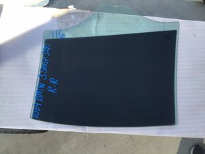 2009 BMW 3 Series 328i Passenger Rear Window Glass for Sale in Eastvale, CA