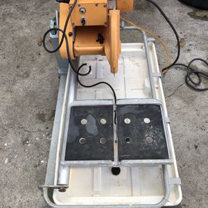 Professional Wet Saw for Sale in Redondo Beach, CA