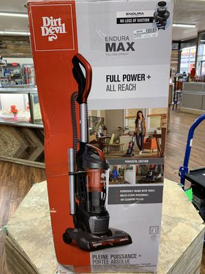 Dirt Devil Endura Max for Sale in Dallas, TX