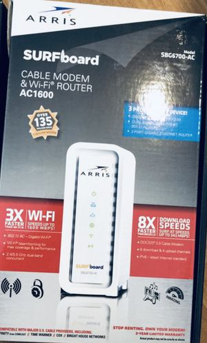 Arris WiFi router for Sale in Tampa, FL
