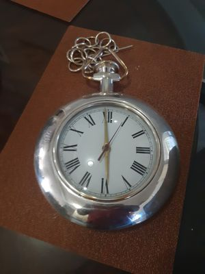 Antique German dihel wall clock beautiful condition for Sale in Colton, CA