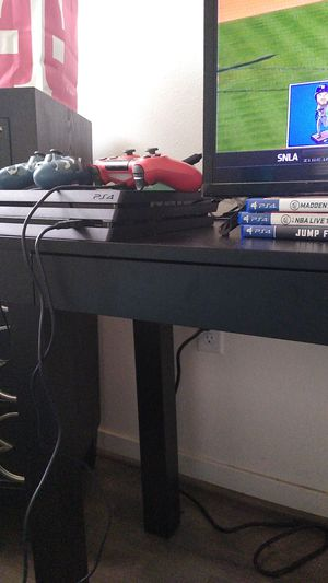 PS4 one terabite system for sale excellent condition. for Sale in Lake View Terrace, CA