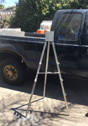 """Chrome easel 5"""" for Sale in San Diego, CA"""