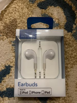 Insignia Earbuds for Sale in Melrose, MA