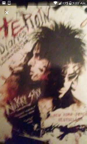 The Heroin Diaries: Nikki Sixx (Motley Crue) for Sale in Lima, OH