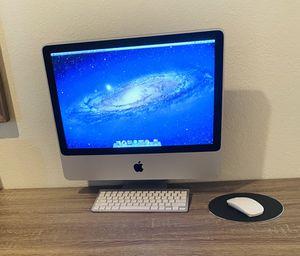 Apple Macintosh Desktop computer IMac 20inch w/wireless keyboard &mouse for Sale in Little Elm, TX