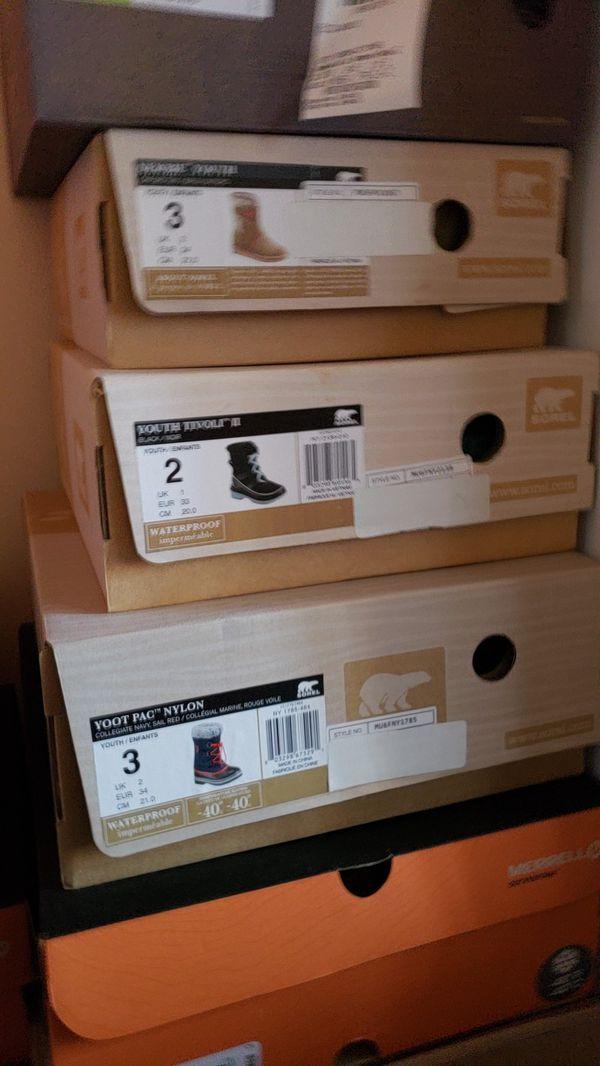 Brand new Sorel Winter Boots