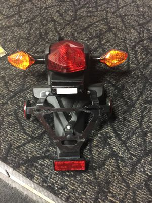 Honda crf 250L oem taillight like new for Sale in Alsip, IL
