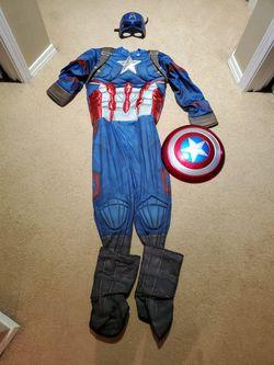 Captain America custome for Sale in Vancouver,  WA