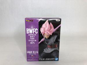 Good Black Rose Banpresto World Figure Colosseum Dragon Ball Z for Sale in Anaheim, CA