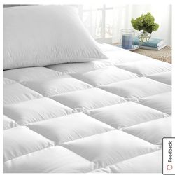 Mattress Pad And Protector TWIN SIZE for Sale in Huntington Beach,  CA