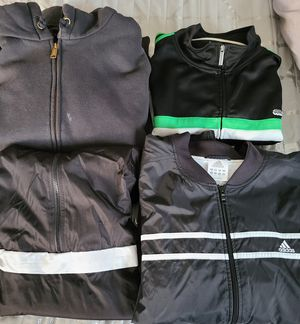 Men jackets sz 2x and 3x for Sale in Aurora, CO