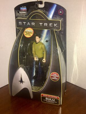Star Trek Sulu Action Figure for Sale in Canton, GA