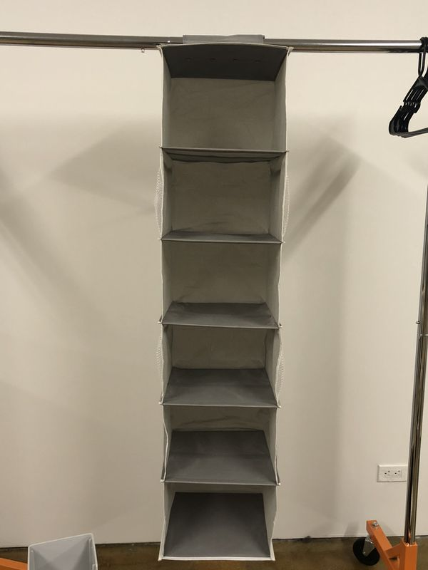 $20 for all storage/organizers units