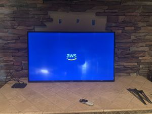 Sharpe 60 inch smart tv for Sale in Corona, CA
